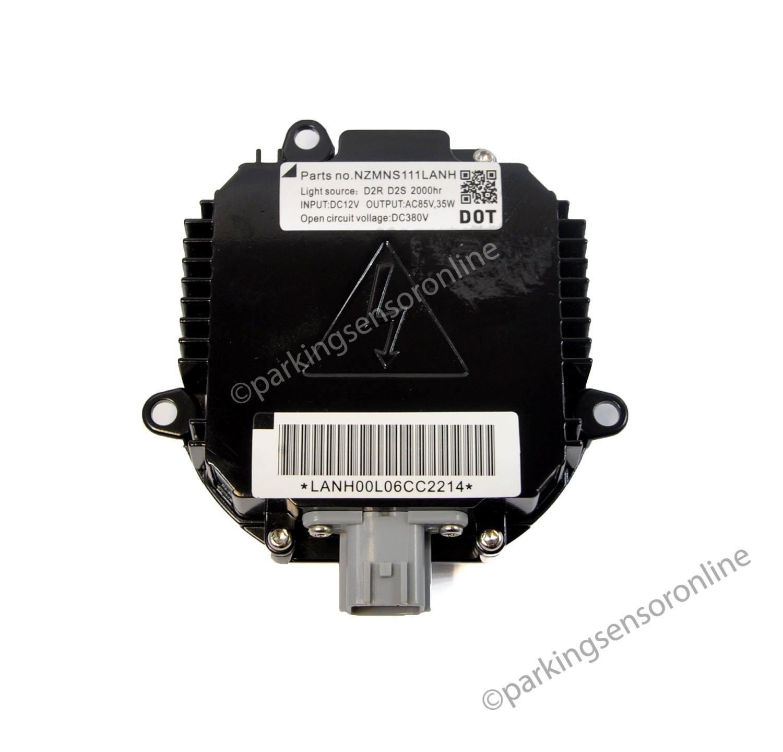 Matsushita Panasonic HID OEM pour phares X/énon Ballast ECU unit/é de commande D2S D2R