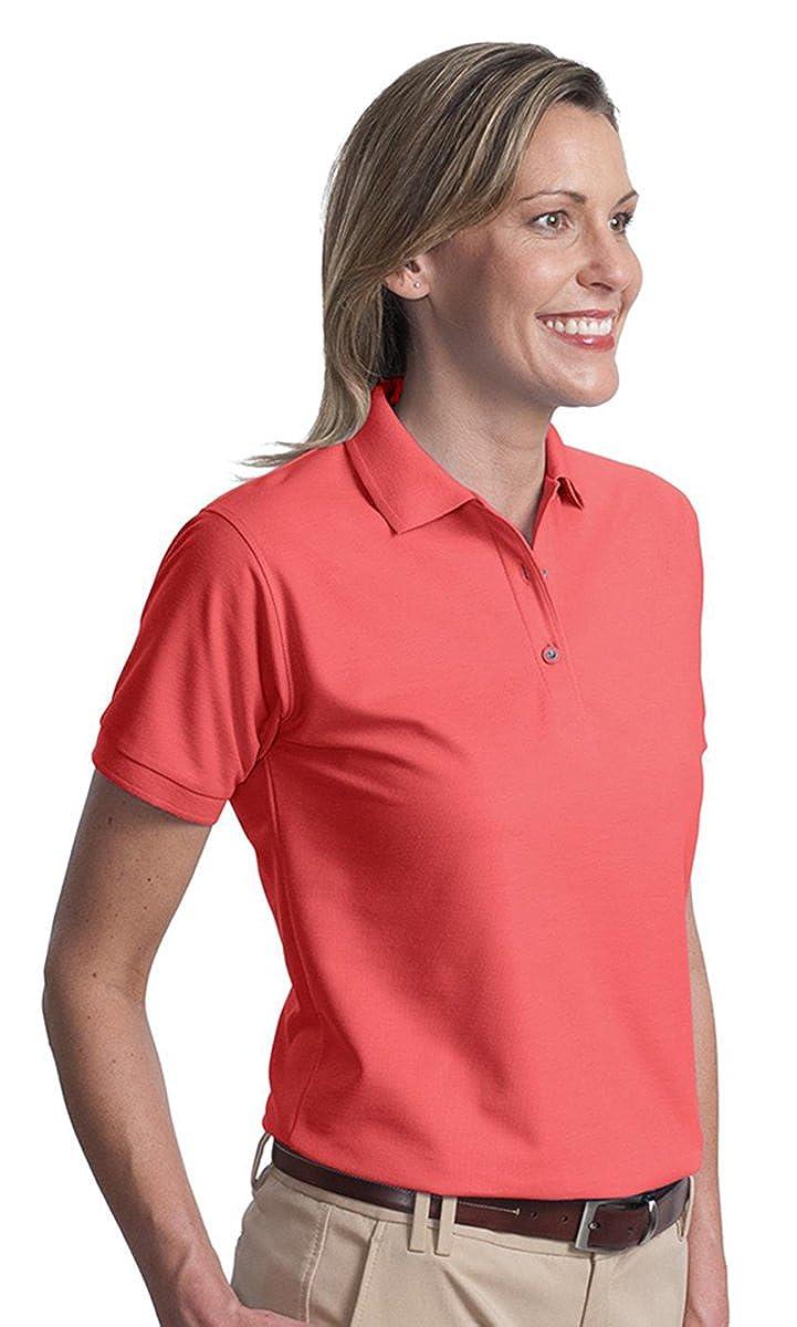 Port Authority Ladies Silk Touch153; Polo Ultramarine Blue L500