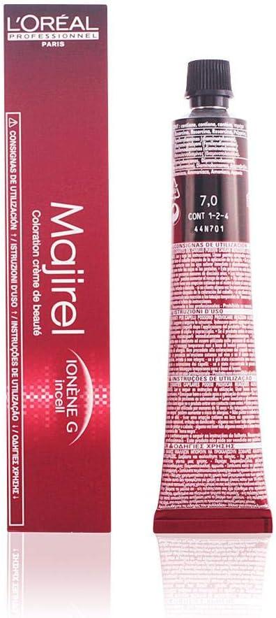 LOréal Professionnel Majirel Ionène G Coloración Crema 7.0 Tinte - 50 ml