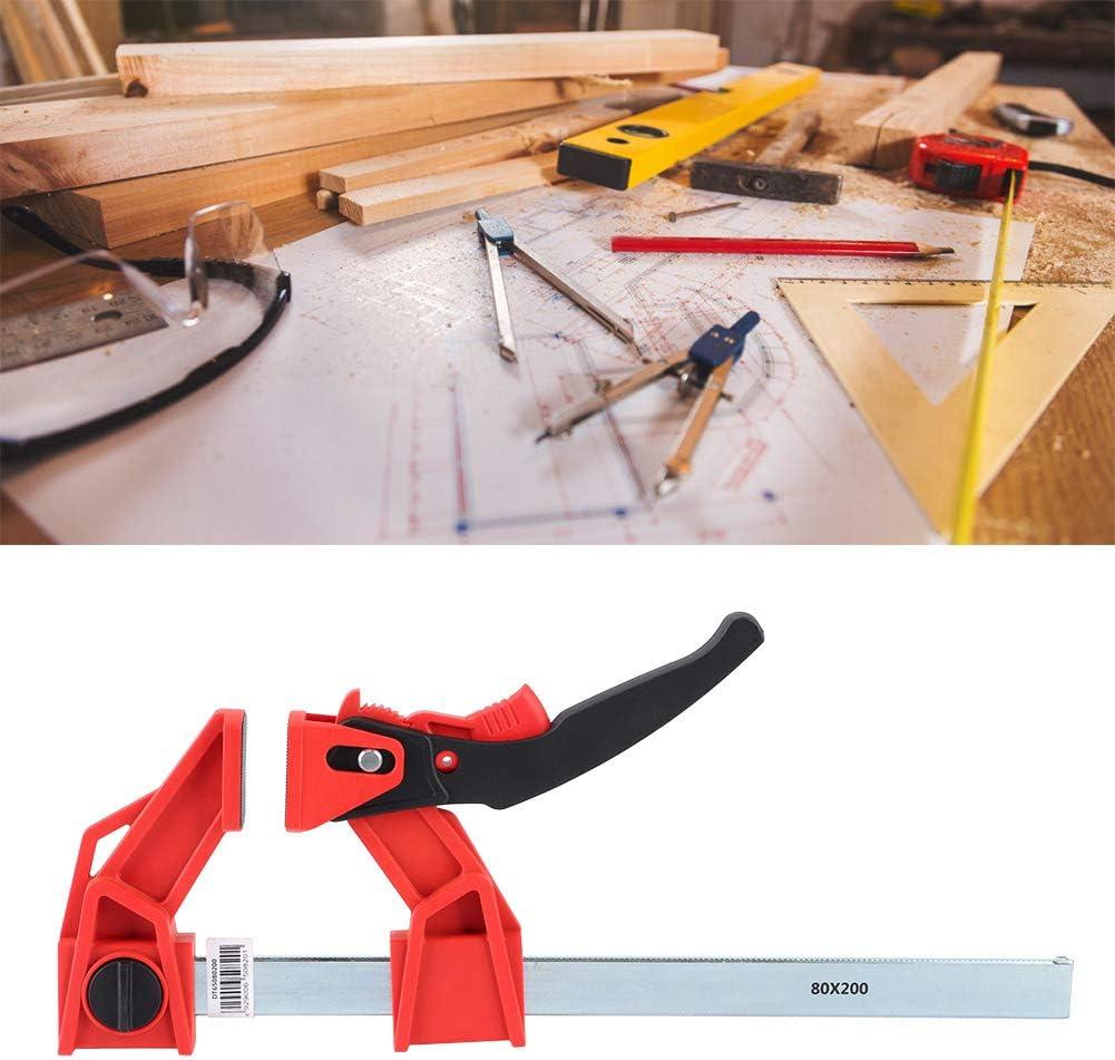 Attrezzi da Falegname Morsetto F Durevole carpenteria carpenteria Pavimento per Porte in Legno Redxiao Morsetto a cricchetto F