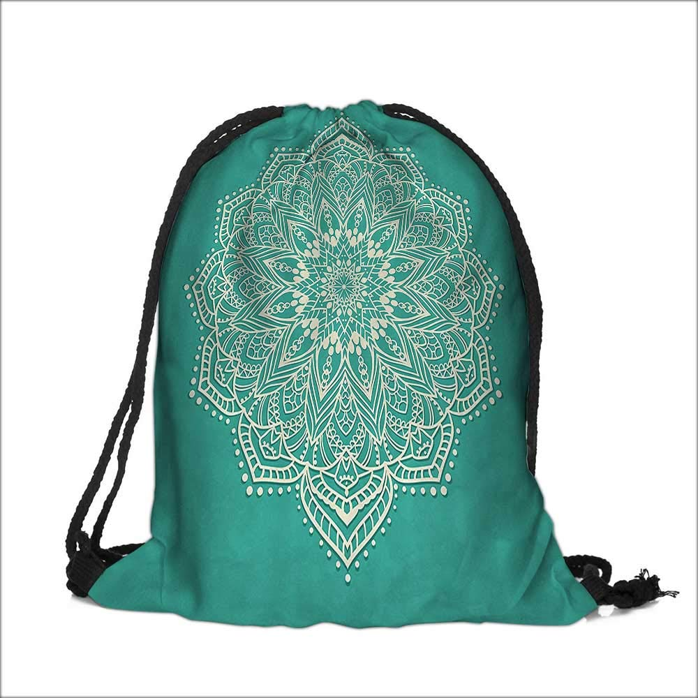 Amazon.com | Draw pocket Polyester Backpack East Microcosm ...