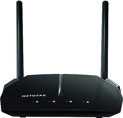 Netgear R6120 100UKS Routeur Wifi 4 Ports Fast Ethernet 10100 et 1 Port USB 2.0