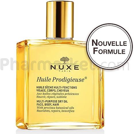 NUXE - P04275794 - ACEITE PRODIGIOSA - ACEITE SECADOR MÚLTIPLES ...