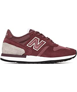 New Balance MRL996WB Sneakers Homme Bordeaux 12