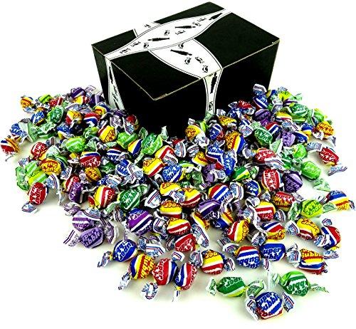 Super Bubble 3-Flavor Assorted Bubble Gum, 2 lb Bag in a Gift Box