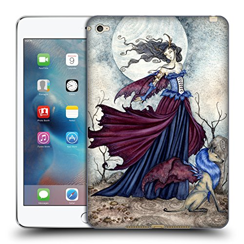 Official Amy Brown The Moon Is Calling Legends Soft Gel Case for Apple iPad mini 4