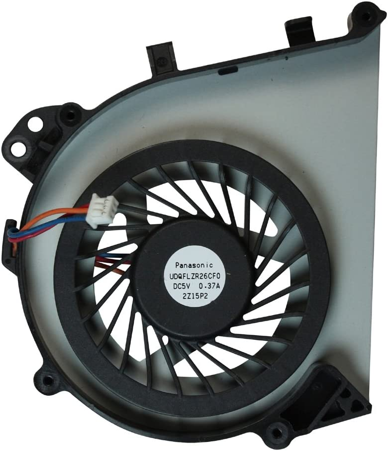 Power4Laptops Replacement Laptop Fan for Sony Vaio SVE14A1X1ES, Sony Vaio SVE14A1X1RH, Sony Vaio SVE14A1X1RS, Sony Vaio SVE14A25CXS, Sony Vaio SVE14A27CXH