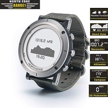 Reloj Inteligente Para Deportes Extremos Al Aire Libre