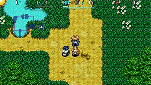 Shiren The Wanderer: The Tower of Fortune and the Dice of Fate - PlayStation Vita by Aksys (Image #11)