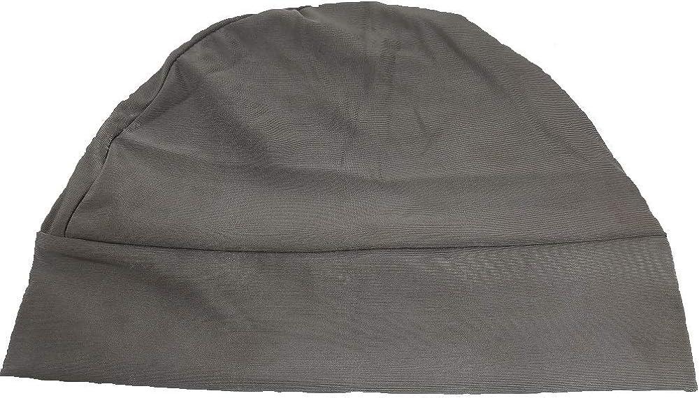 General Electromagnetics RF Shielded Skull Cap EMF Protective Beanie Grey