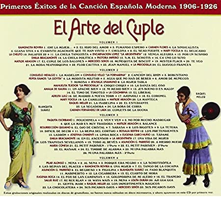 Ramoncita Rovira, Carmen Flores, Mary Focela, La Chelito, La ...