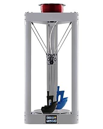 flsun Pre de Assembled kossel 3d impresora Gran tamaño D260 X 350 ...
