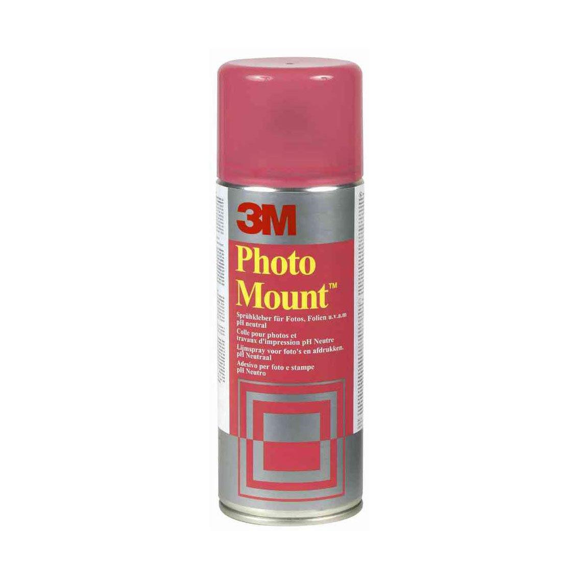 3M - 3M Scotch Colle aerosol Photo-Mount, 400 ml 50777