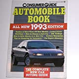 Automobile Book 1993, Consumer Guide Editors, 0451822390
