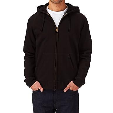 8e1d03572aed Carhartt Sweat Capuche Zippe Noir  Amazon.fr  Vêtements et accessoires