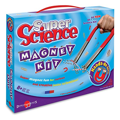 (Super Science Magnet Kit.)