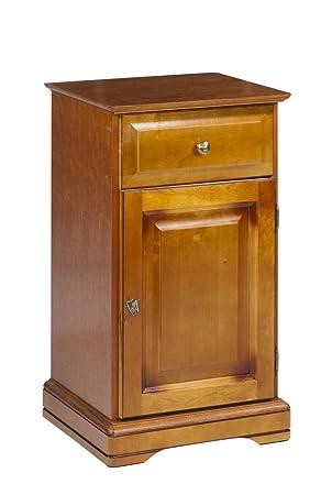 actual diffusion 6706 alsace meuble dentre bois 41 x 44 x 77 cm
