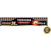 TOSHIBA Heavy Duty AA 24 Battery Pack