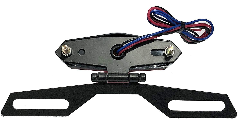 6 LED License Plate Holder Light Lamp for 1999 Yamaha Virago 250 XV250