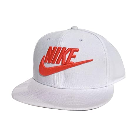 Nike Mens True SB-Futura Hat (White Coral 14aaa7db9202