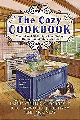 book cover of The Cozy Cookbook