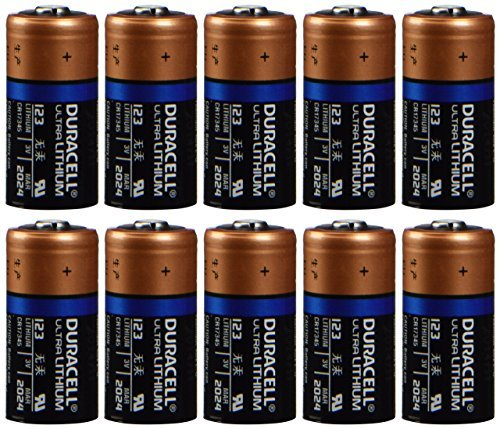 Duracell Dl123 Ultra Lithium Photo  10 Battery