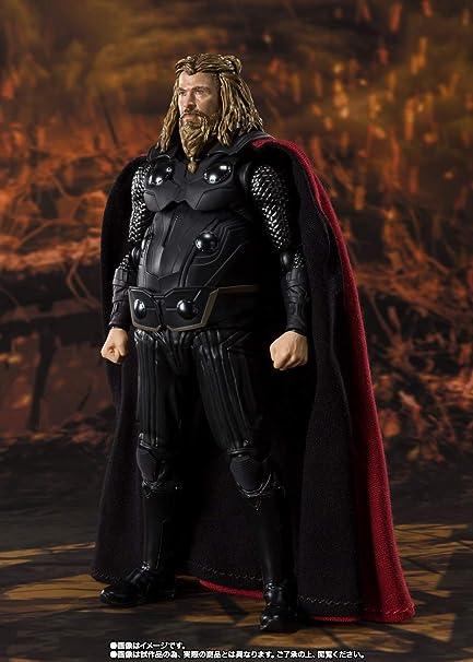 S.H.Figuarts Avengers Infinity War Thor SHF Action Figure Avengers Endgame