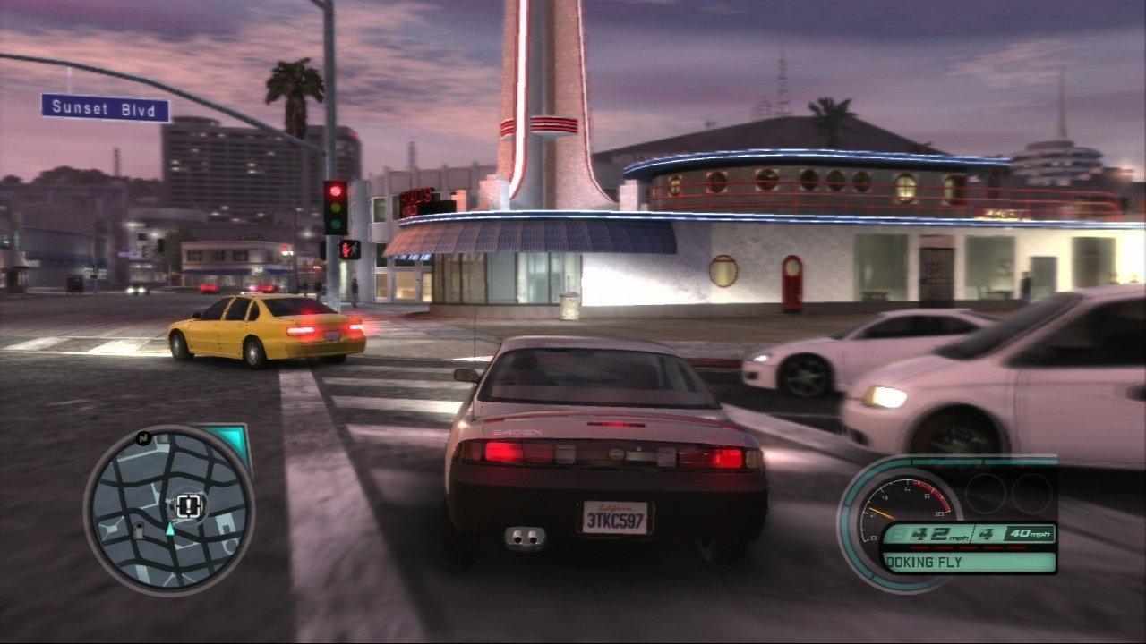Midnight Club LA  Xbox  Digital Code  Xbox  Digital - Midnight club los angeles map expansion