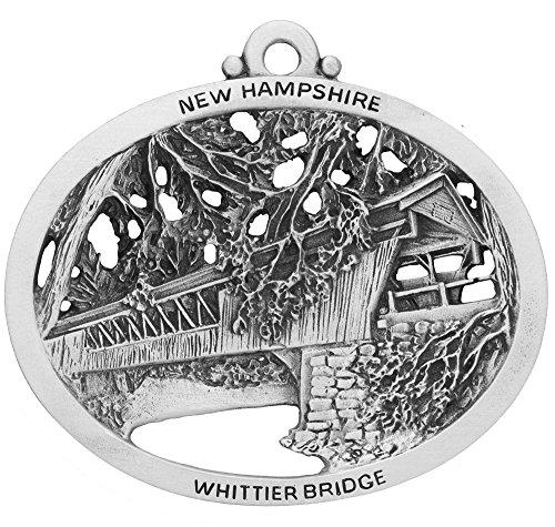 (Whittier Covered Bridge Ornament)