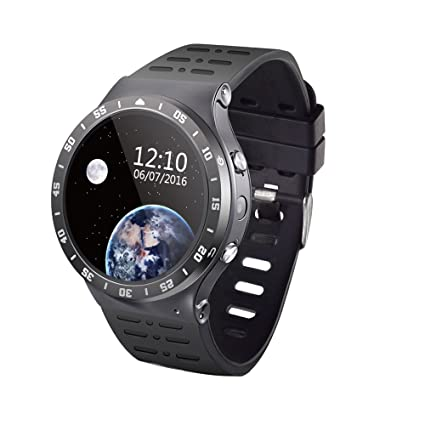 Amazon.com : Kariwell 1.33 Inch Smart Watch with 8GB ROM ...