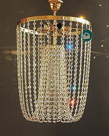 Lámpara Colgante SYMPHONY o40cm 6 luces con espectros ...