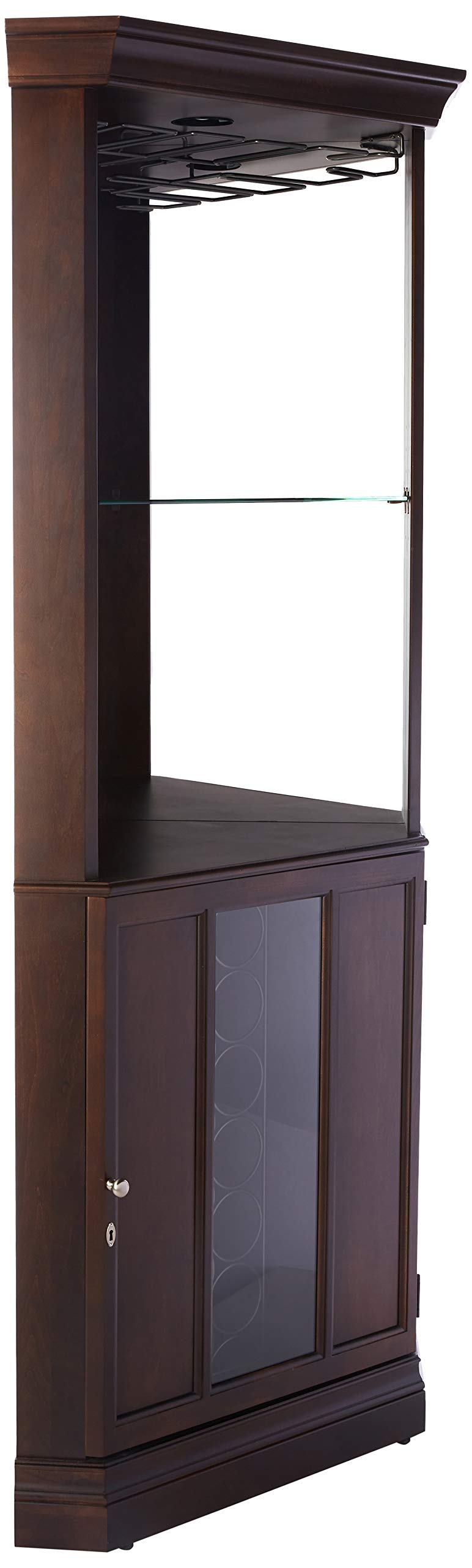 Howard Miller Piedmont III Wine and Bar Storage Cabinet by Howard Miller
