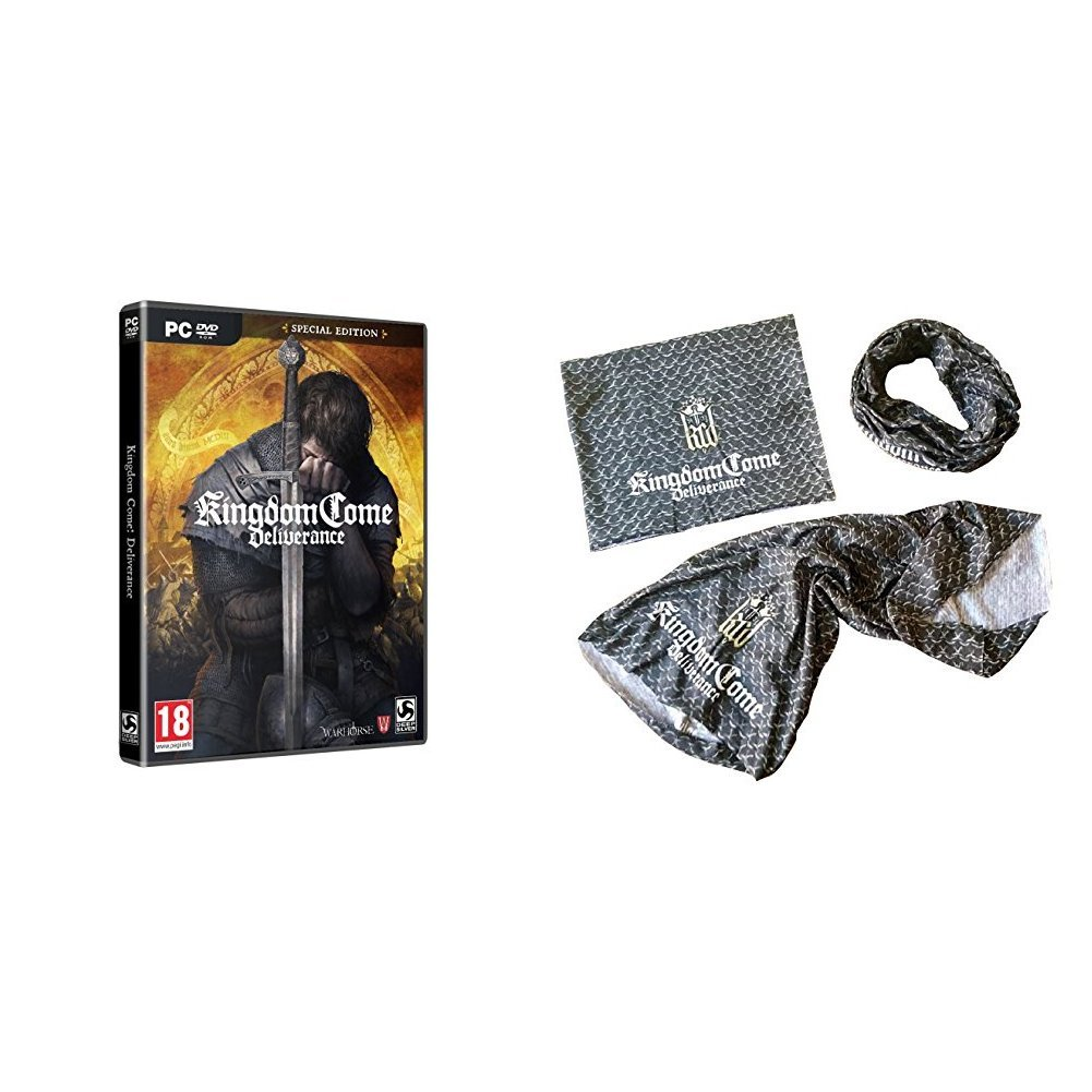 Kingdom Come: Deliverance - Special Edition + Bufanda térmica ...