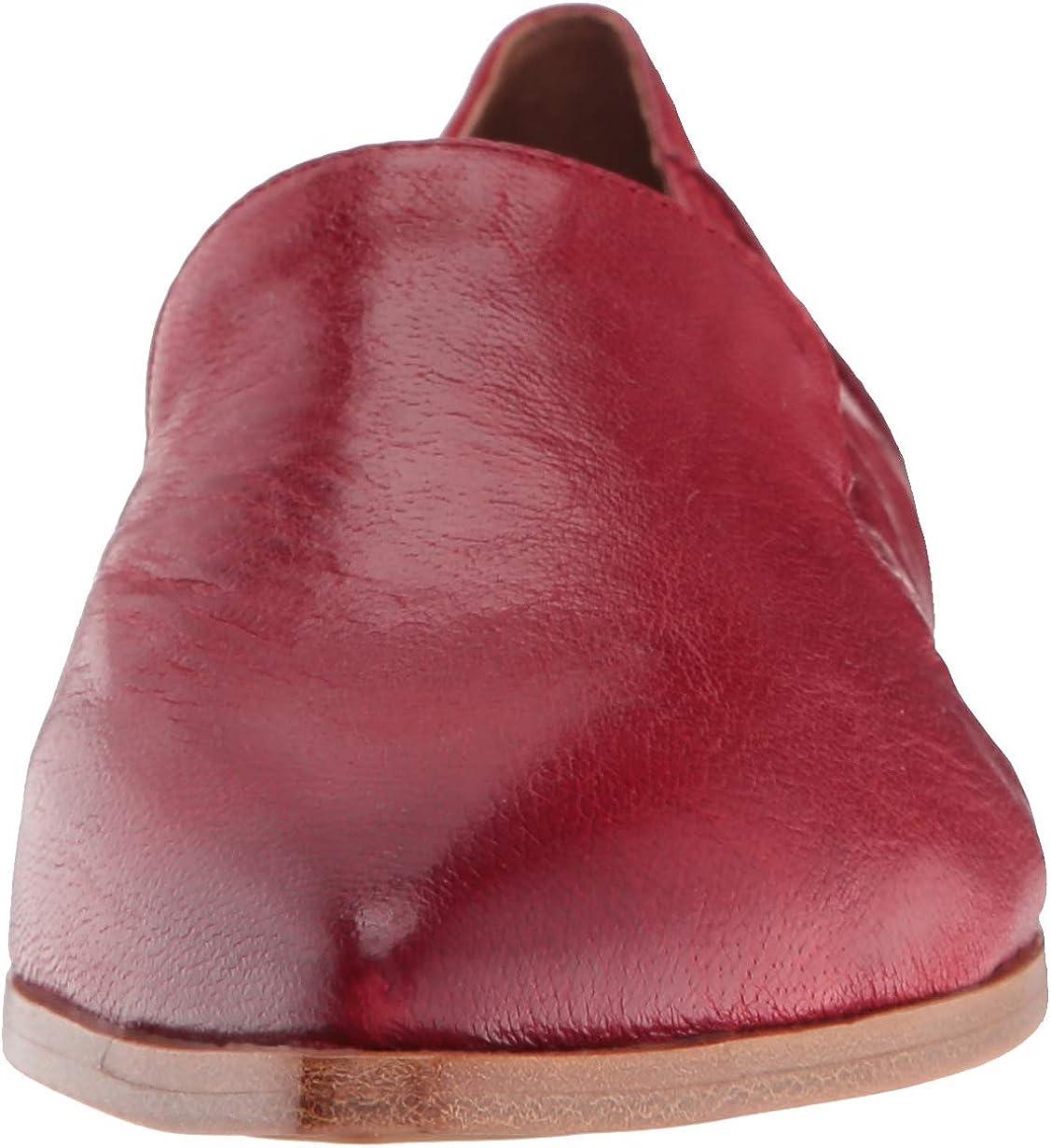 FRYE Womens Kenzie Venetian Loafer Flat