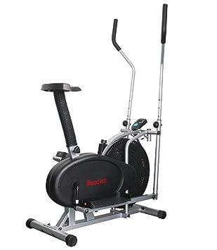 Bicicleta elíptica, escaladora, quemagrasas, ideal para los entrenamientos cruzados