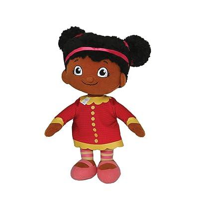 Daniel Tiger's Neighborhood Miss Elaina Mini Plush: Toys & Games