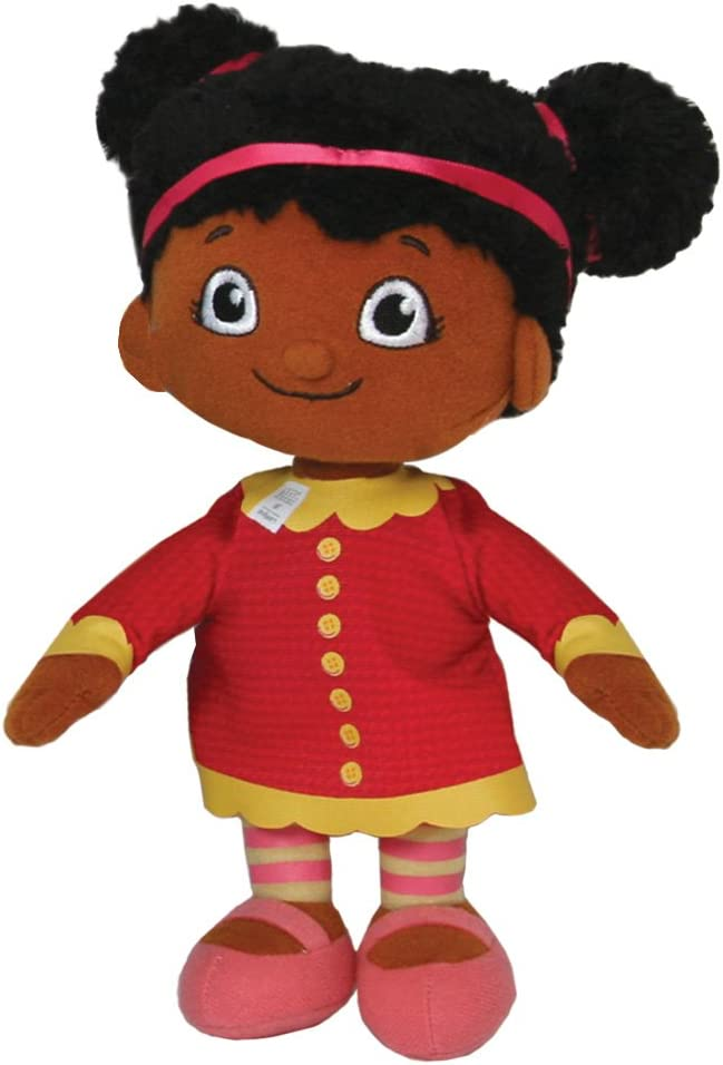 Daniel Tiger's Neighborhood Miss Elaina Mini Plush
