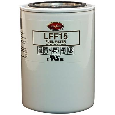 Luber-finer LFF15-30-12PK Heavy Duty Fuel Filter, 12 Pack: Automotive