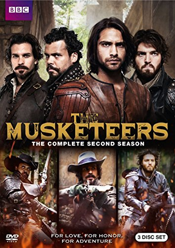 The Musketeers: Season 2]()