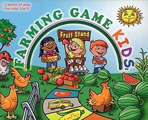 Farming Game - Kids