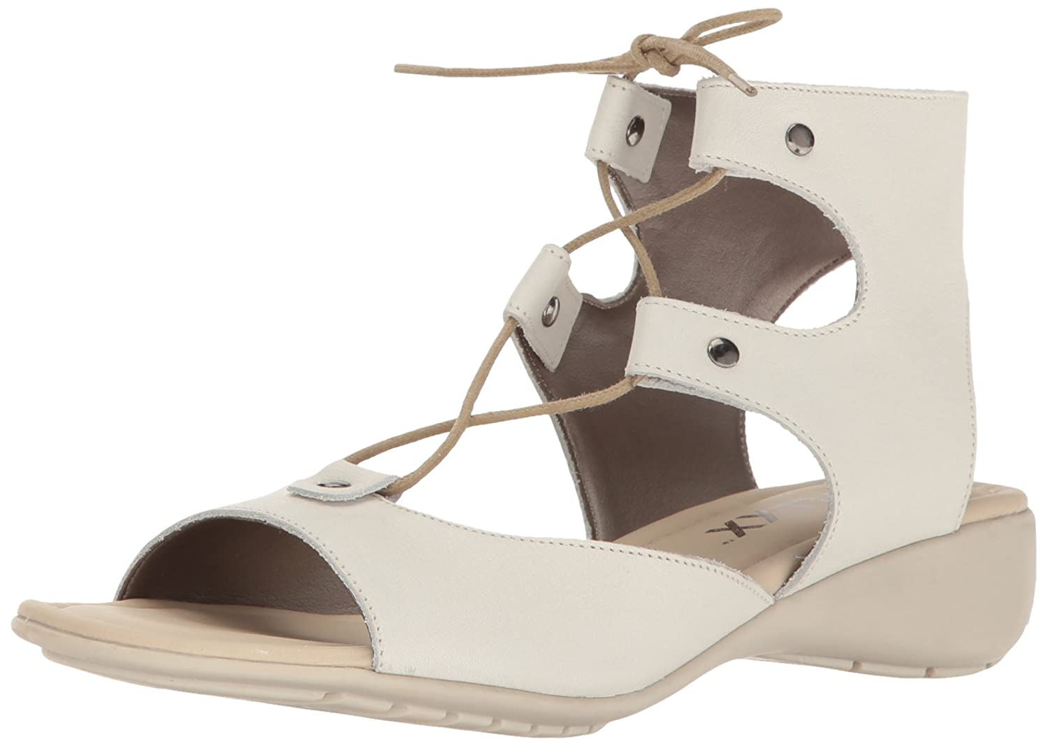0107d2d9ecba The FLEXX Womens Band on the Run Gladiator Sandal