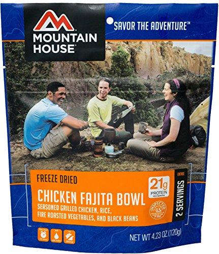 Mountain House Chicken Fajita -