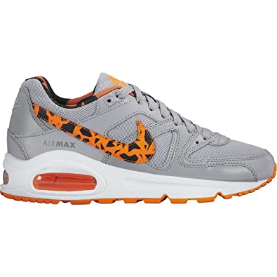 nike schuhe grau in grau orange