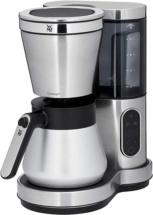 WMF Lumero - Cafetera con termo, 8 tazas, depósito de agua ...