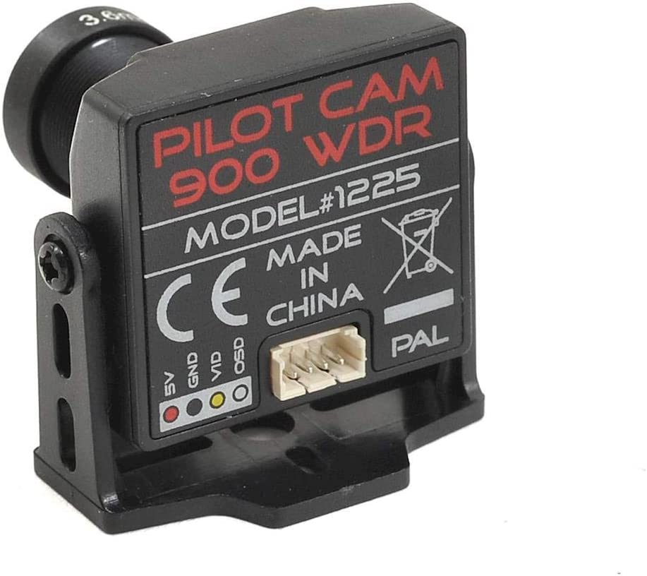 Fat Shark FSV1225-900TVL CCD WDR Pilot's Camera FatShark(PAL)