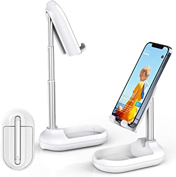Licheers Adjustable Foldable Cell Phone Stand