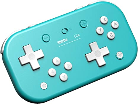 8Bitdo - Mando Wireless Switch Lite Azul (Nintendo Switch): Amazon ...