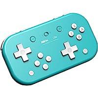 8Bitdo Lite Bluetooth Gamepad for Nintendo Switch Lite, Nintendo Switch & Windows (Turquoise Edition)