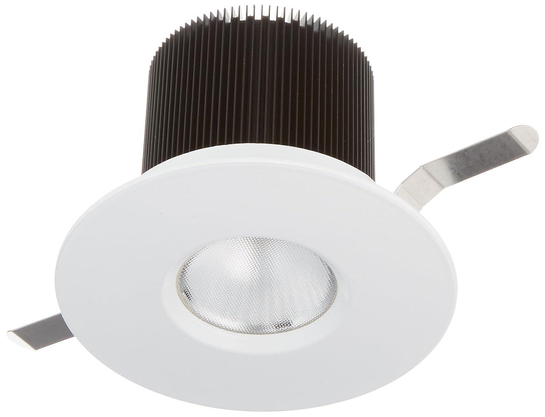 30-Degree Beam Angle Warm 2700K WAC Lighting HR-2LD-ET109N-27WT Tesla Energy Star Qualified 2-Inch Tesla Downlights