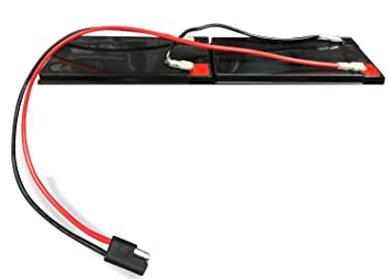 EZIP Scooter 4.0, 4.5, 400, 450, 500 - New Wiring Harness Beiter DC on